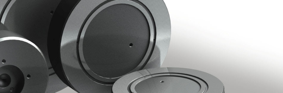 Vacuum Preloaded Air Bearings