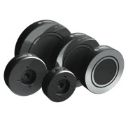 Circular Flat Vacuum Preloaded Air Bearings